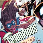 Champions 1 Anka Third Eye Comics Variant
