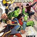 Champions 1 McKone Tates Comics Variant