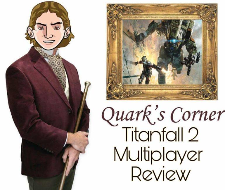 quark titan