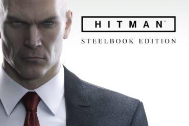HITMAN - steelbook