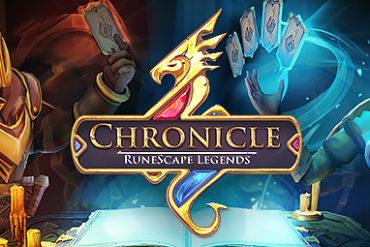 Chronicle: RuneScape Legends - cover