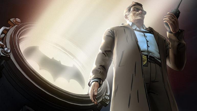 Batman: The Telltale Series - The Bat Signal