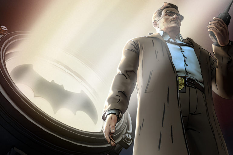 Batman: The Telltale Series - The Bat Signal