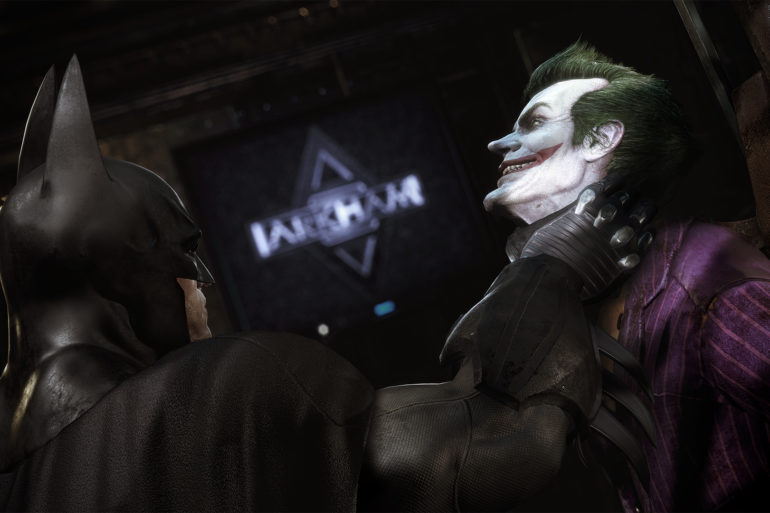 Batman: Return to Arkham - Arkham Asylum Intro