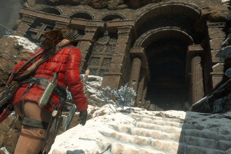Rise of the Tomb Raider - Voice of God