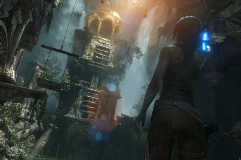 Rise of the Tomb Raider - Prophet's Tomb