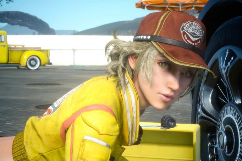 Final fantasy XV - mechanic