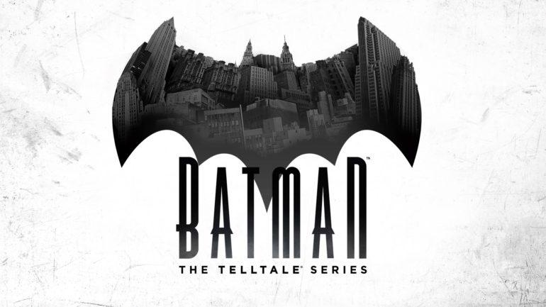 Batman: The Telltale Series - logo