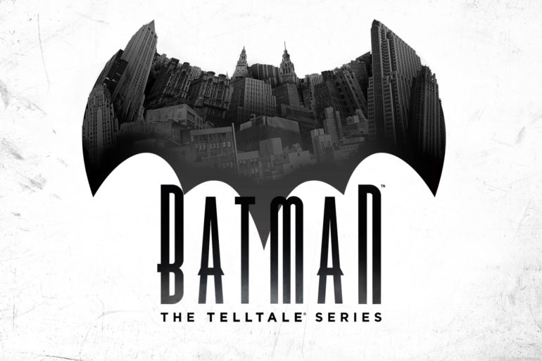 Batman: The Telltale Series - logo