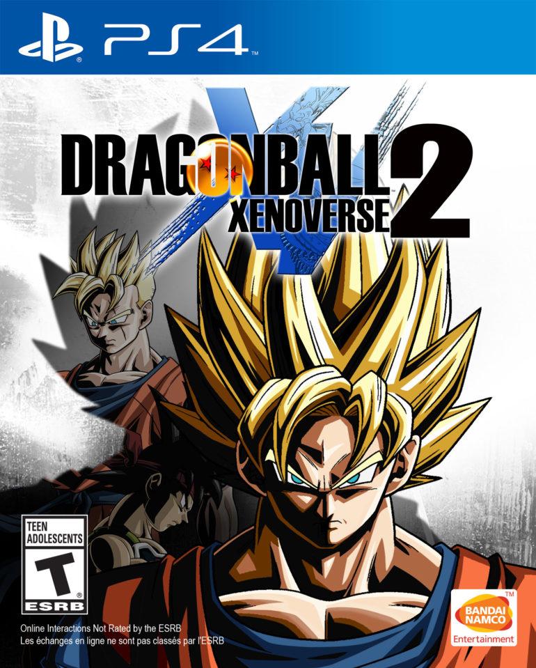 DBXV2 PS4 2D EN FR