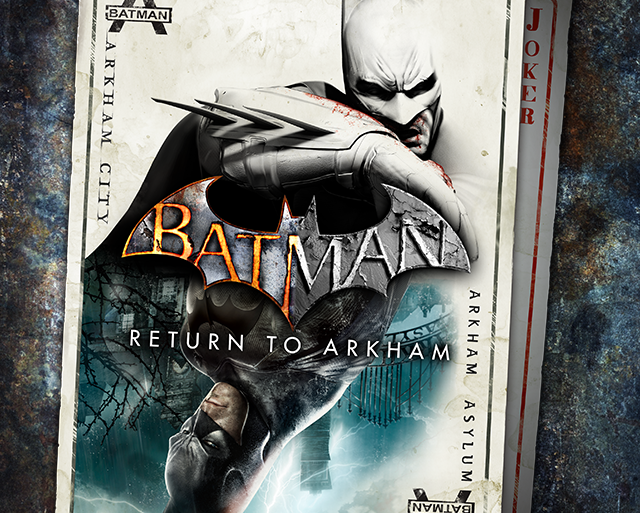 Batman: Return to Arkham - packshot