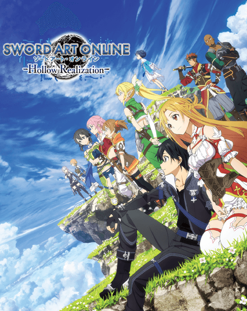 Sword Art Online: Hollow Realization - boxart