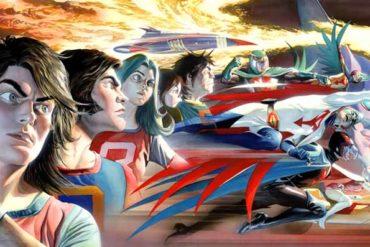 31 Days of Anime - Gatchaman