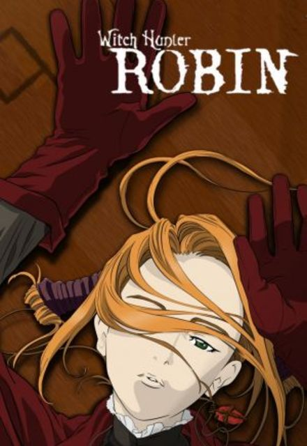31 Days of Anime - Witch Hunter Robin