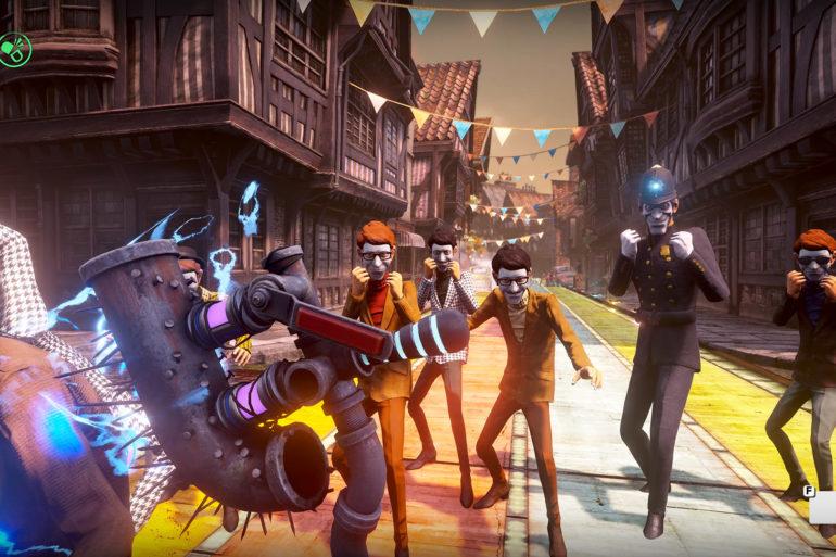 31 Days of Gaming - We Happy Few