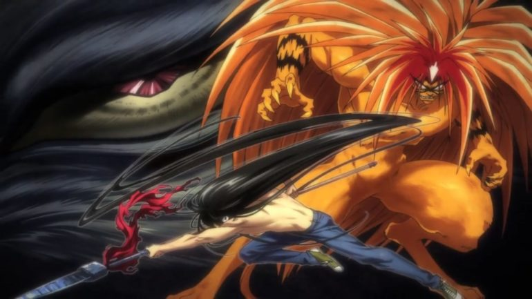 31 Days of Anime - Ushio to Tora