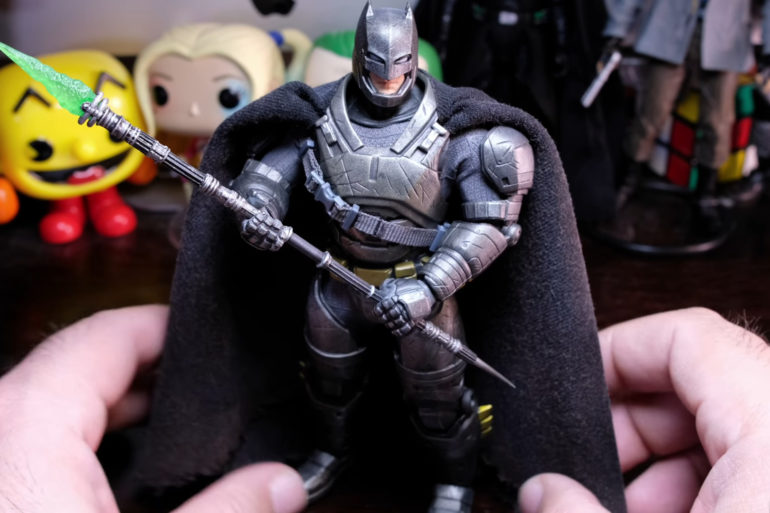 Mezco Armored Batman
