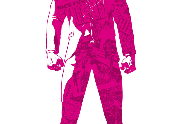 Nick Fury 1 Cover