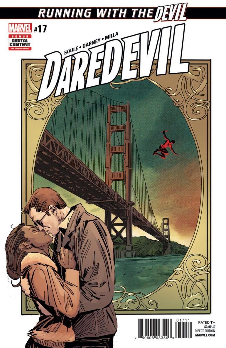 Daredevil 17 Cover