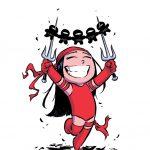 Elektra 1 Young Variant