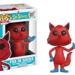 Fox is Socks Pop