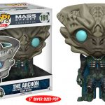 MEA The Archon Pop