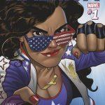 America 1 Cover