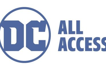 DC All Access logo