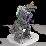 TRYPTICON Dino Mode