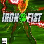 Iron Fist 1 Ross Variant