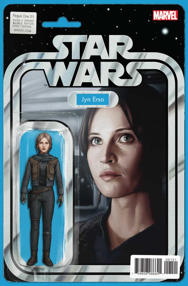 Star Wars Rogue One 1 Christopher Action Figure Variant