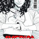 America 1 Second Printing McKelvie Cover