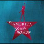 America 1 Veregge Second Printing Cover