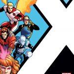 X Men Blue 1 Kirk Corner Box Variant