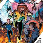 X Men Blue 1 Cover