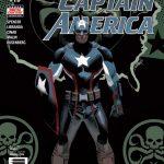 Captain America Steve Rogers 16 Cover