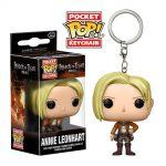 Annie Leonhart Pop Keychain