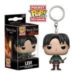 Levi Pop Keychain