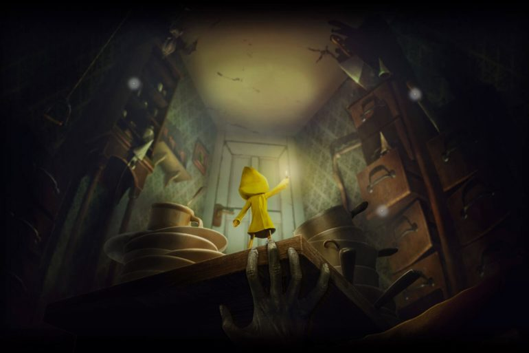 Little Nightmares - splash