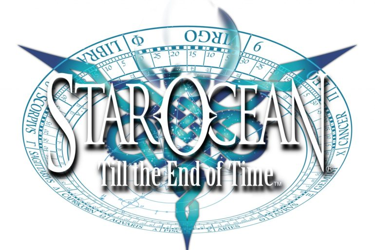 Star Ocean: Till the End of Time - logo