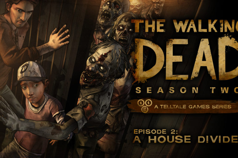 The Walking Dead: Season 2 - Episode 2 logo