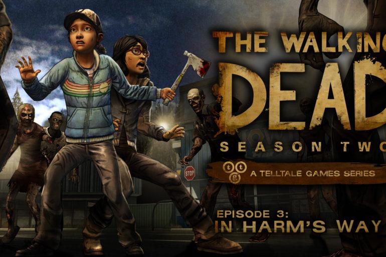 The Walking Dead: Season 2 - In Harm's Way