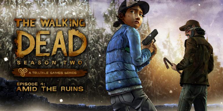 The Walking Dead Season Two: Finale