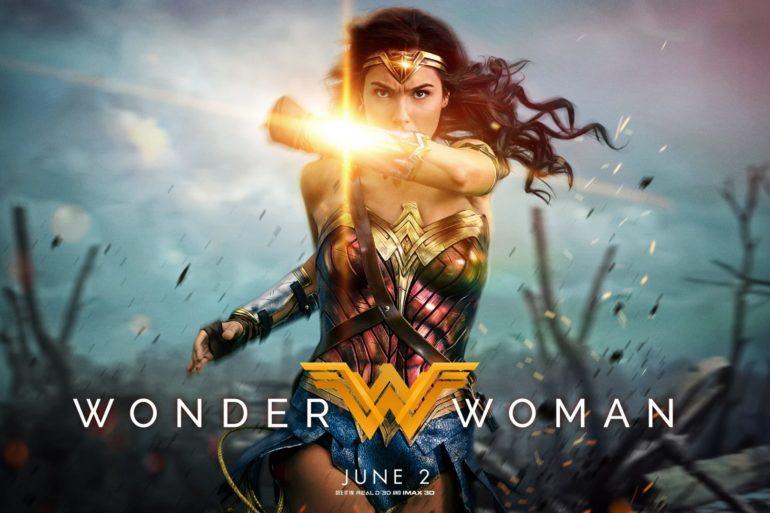 Wonder Woman Poster e1496307372815