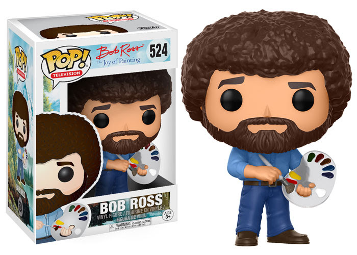 Bob Ross Pop