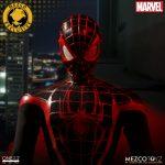 Mezco Miles Morales Spiderman 4