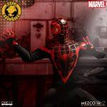 Mezco Miles Morales Spiderman 8