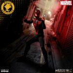 Mezco Miles Morales Spiderman 10