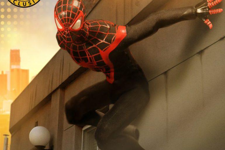 Mezco Miles Morales Spiderman 1