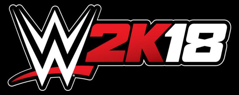 WWE2K18 LogoRev